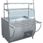 Прилавок холодильный Abat ПВВ(Н)-70Т-НШ