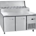 Стол холодильный для пиццы Abat СХС-80-01П