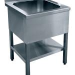 Ванна моечная 1-о секц. ВМП-6-1-5 РН (210000806374)