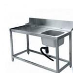 Стол предмоечный СПМП-7-4 душ-стойка (210000808424)