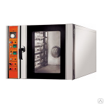Электрическая конвекционная печь с пароувлажнением IEA-5