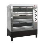 Хлебопекарная ярусная печь ХПЭ-750/3C