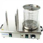 Аппарат для приготовления хот-догов HHD-03 паровой гриль Foodatlas